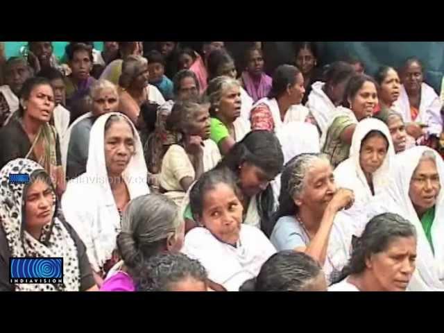 Adivasi-Dalit Organisation against Government's Land Project