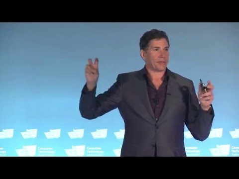 Gary Kovacs speaking at CES 2016 — IOT: The Biggest Security Threat to Everything