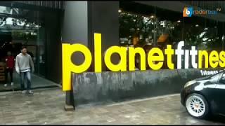 Planet Fitness, Mega Gym Terlengkap di Bali Langganan Artis