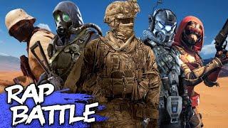 The FPS Rap Battle | Call Of Duty vs Battlefield | #NerdOut!