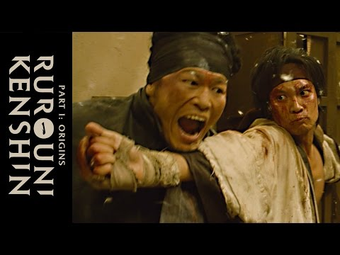 Rurouni Kenshin Movie Trilogy - Sanosuke Vs. Priest