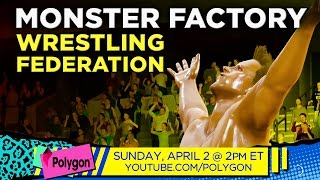 Monster Factory Wrestling Federation: MONSTER MANIA