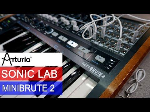 Sonic LAB: Arturia MiniBrute 2 Semi Modular Synth