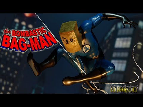 Marvel's The Bombastic Bag-Man