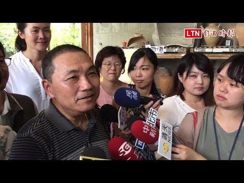 林明溱嗆退黨 侯友宜:這不是現階段考慮的事