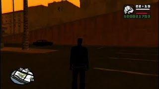 Grand Theft Auto: San Andreas Gameplay 1