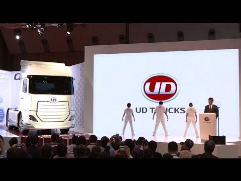 Tokyo Motorshow 2015 UD Trucks Booth Highlights / 東京モーターショー2015 UDトラックスブース ハイライト映像