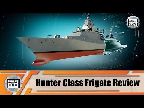 Future Royal Australian Navy BAE Systems Hunter Class Frigate Technical review analysis Australia