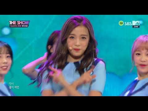 K-POP 2017년  에이프릴 손을잡아줘
