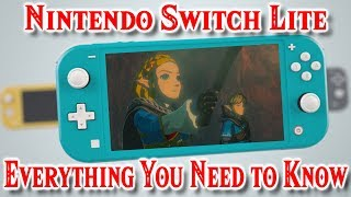 Nntendo Switch Lite Details & Switch Pro Rumor | Everything You Need to Know