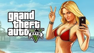 Grand Theft Auto 5 - Game Movie - YouTube