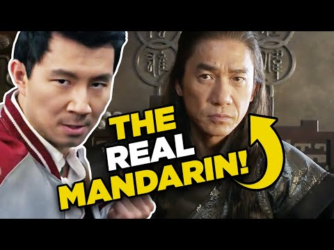 Shang-Chi & The Legend Of The Ten Rings - Trailer Reaction!