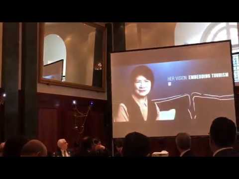 Dho Young-shim makes her case for UNWTO Secretary General