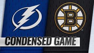 02/28/19 Condensed Game: Lightning @ Bruins