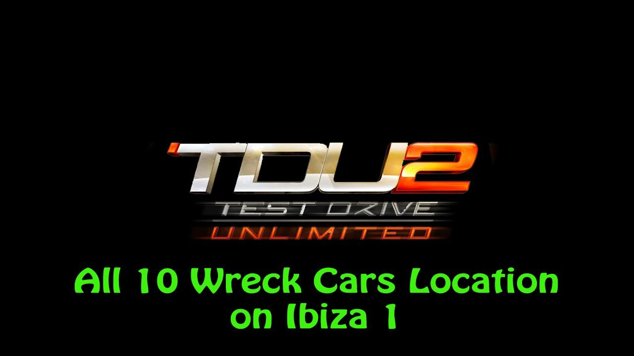 All 10 Wreck Cars Location On