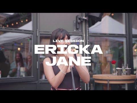 Teaser: Lyttesession med Ericka Jane – Samsung Music Galaxy