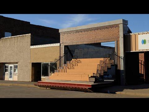 Storefront Theatre by Matthew Mazzotta | Architecture | Dezeen