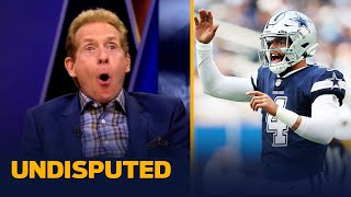 Skip Bayless reacts to the Cowboys last-second win over Chargers in Week 2 | NFL | UNDISPUTED