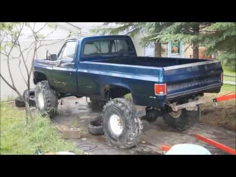 4x4 Chevy Trucks