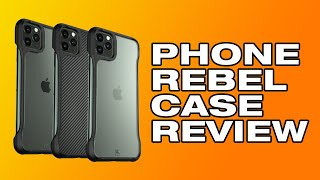 Phone Rebel iPhone Case Review and Unboxing - EverythingApplePro