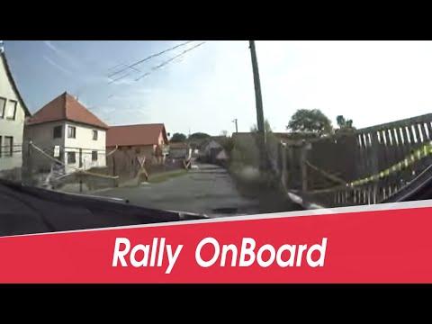 Barum Czech Rally Zlín 2017 - Onboard Alexey Lukyanuk - RZ 11 Pindula