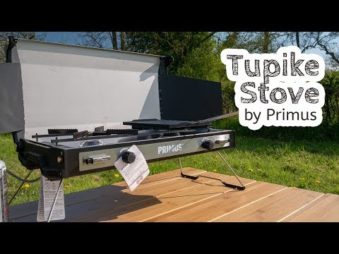 video Primus Tupike Stove Review
