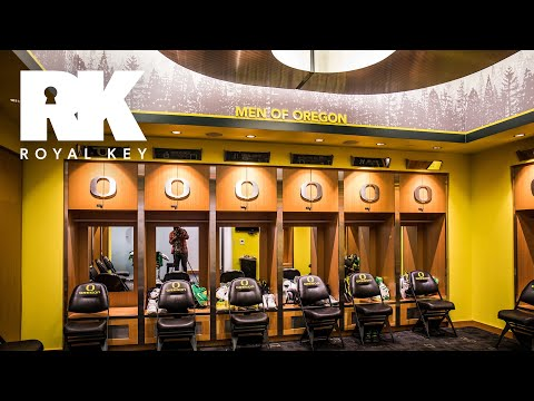 We Toured the Oregon Ducks' Sneaker-Filled Basketball Facility   The Royal Key