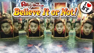 RIPLEY'S BELIEVE IT OR NOT!!! Strangest Museum in New York City! Times Square