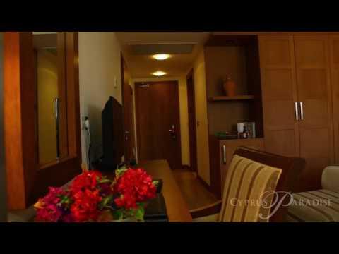 Cyprus Paradise, 5* Korineum Spa & Beach Resort, Residence Hotel Rm with Seaview | North Cyprus