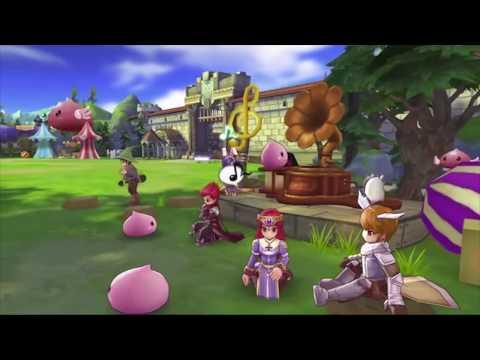 RO Mobile Theme OP - Wish (Full version)