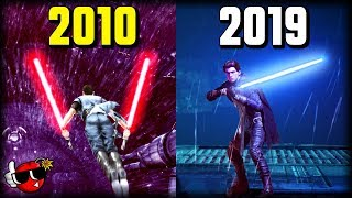 History of Star Wars Games 2010 - 2020