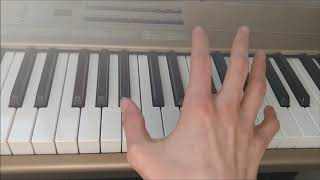Some keyboard riffs taken from The Now Now