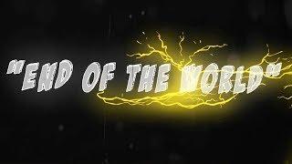 KAAZE & Jonathan Mendelsohn - End Of The World (Lyric Video)