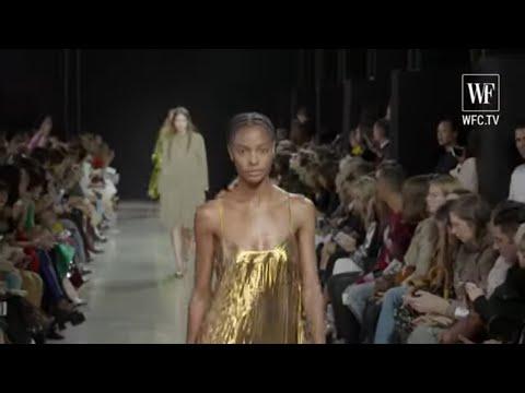 Rochas spring-summer 2020 Paris fashion week