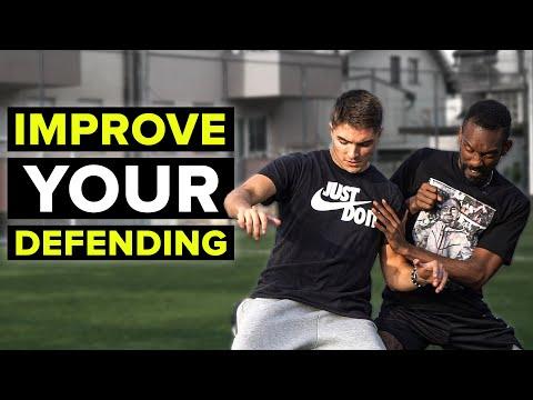 How to win more DEFENSIVE duels |Defending tutorial