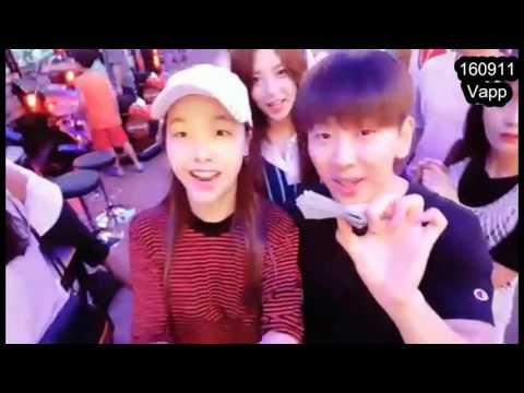 [1/2] Minah (Girl's Day), Noh Taehyun (Hotshot/ JBJ) and Noh Hyeran friendship [TURN ON CC]