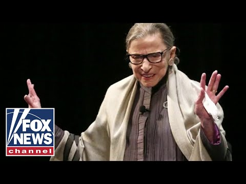 Remembering the legal legacy of Ruth Bader Ginsburg