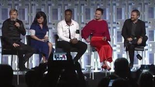 Star Wars The Last Jedi Panel FULL - Star Wars Celebration 2017 Orlando