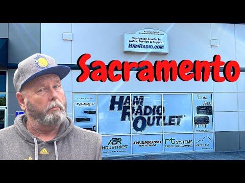 Ham Radio Outlet Sacramento First Look!