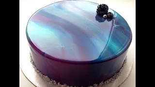 Mirror cake compilation, most satisfying video in the world