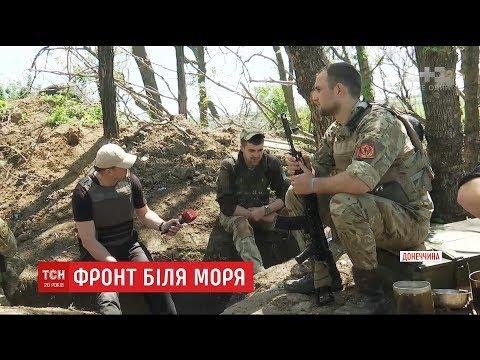 Ворог потужно гатить по українських позиціях на приморській ділянці фронту