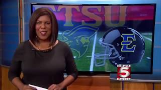The Virginias AP Broadcast Awards- Best Sports Anchor: Heather Williams WCYB