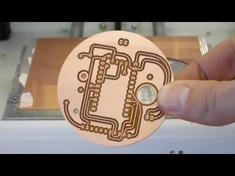 How to mill double-sided (or two layer) PCBs with the Othermill desktop CNC machine using Otherplan for Windows and Mac.