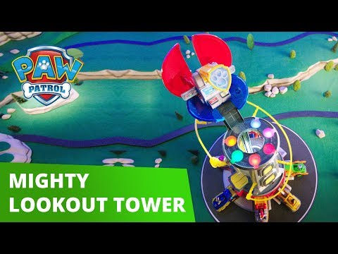 video Mighty Lookout Tower
