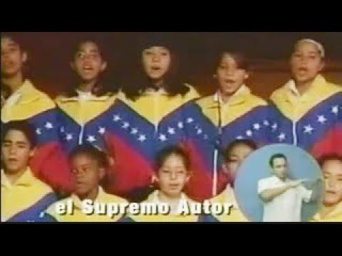 Himno Nacional de Venezuela con Gustavo Dudamel