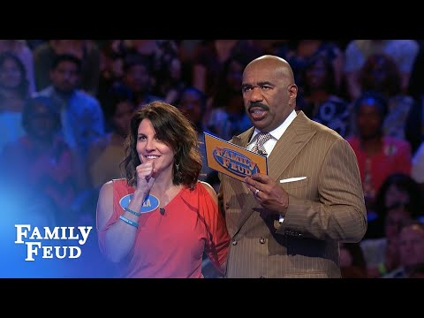 ALL THE #1s! Karla CRUSHES Fast Money!   Family Feud
