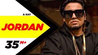 Jordan – A Kay