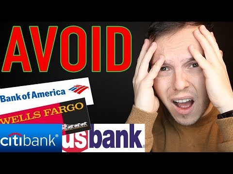 I FOUND THE 5 WORST BANK ACCOUNTS EVER photo