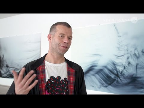 Interview with Wolfgang Tillmans at Fondation Beyeler