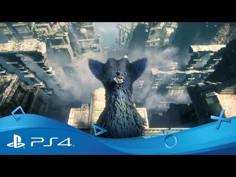 The last guardian ps4 games playstation the last guardian an unbreakable bond gumiabroncs Images